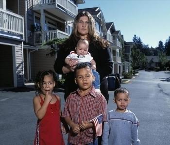 Lydia és gyermekei